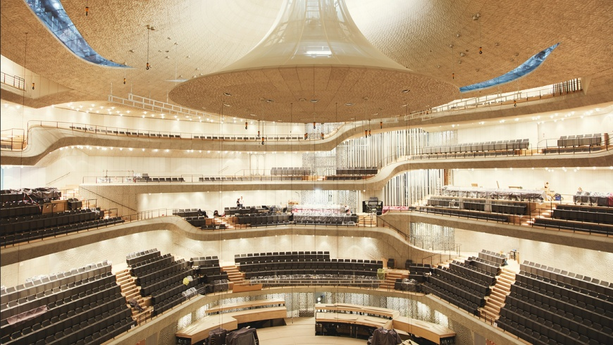 Elbphilharmonie: Großer Konzertsaal