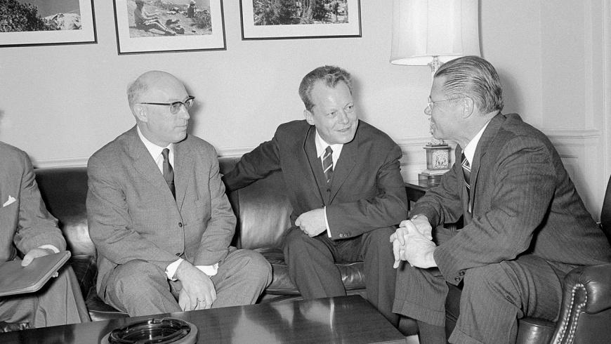 Erler, Brandt und Mc Namara