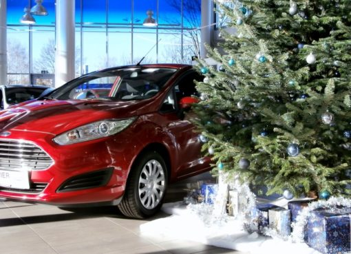 Ford Autohaus Dinnebier: Christmas-Shopping