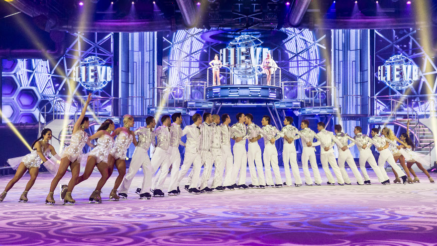 Holiday on Ice - BELIEVE © HOI Productions Germany GmbH