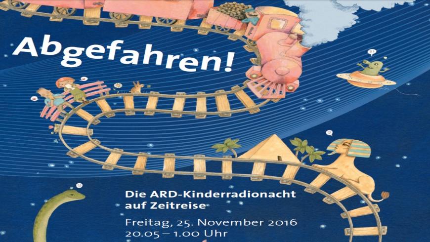 ARD Kinderradionacht 25.11.2016