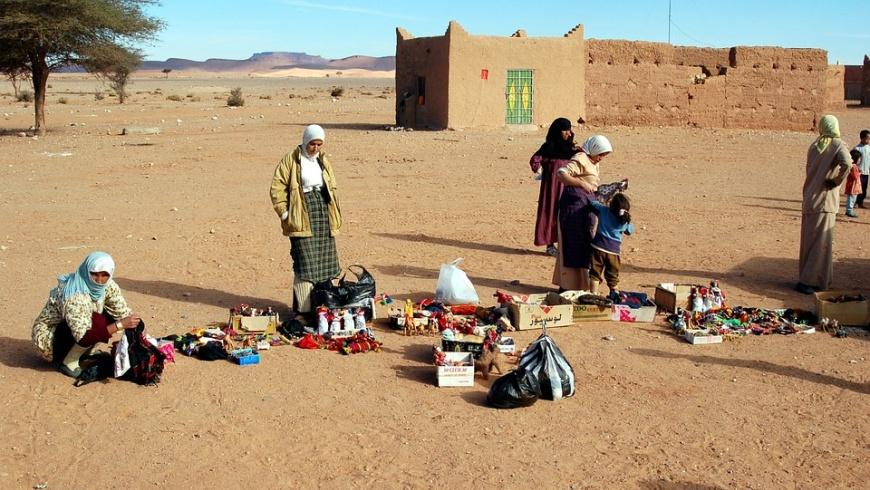 Subsistenzwirtschafti n Marokkorket