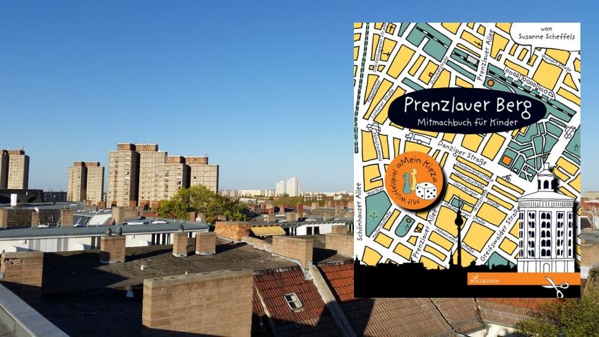 Prenzlauer Berg - Mitmachbuch