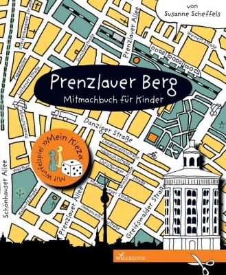 Buchcover: Prenzlauer Berg Mitmachbuch
