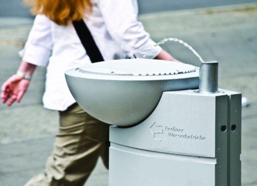 Trinkbrunnen der Berliner Wasserbetriebe