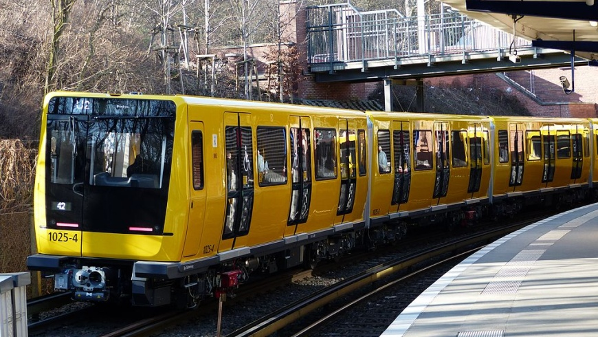U-Bahn Baureihe IK