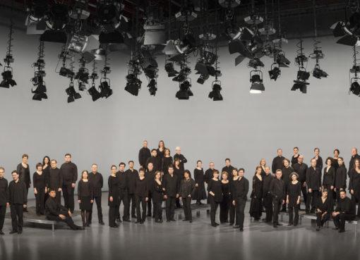 Rundfunkchor Berlin - Foto © Jonas Holthaus