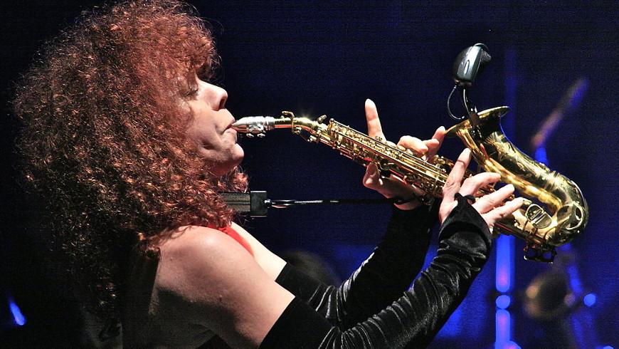 Tina Tandler - Foto: © Saxophonart, cc-by-3.0