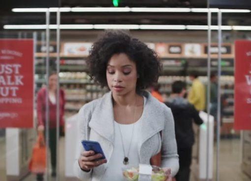 Amazon Go - Zukunft des Supermarktes