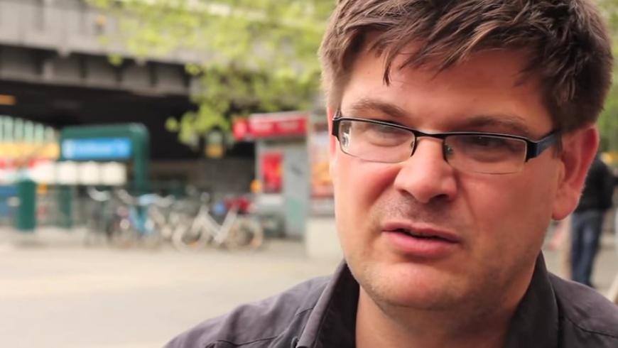 Andrej Holm: Gentrification heißt Verdrängung
