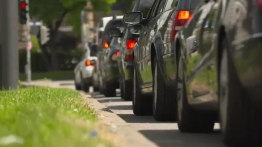 Autoabgase: hohe Feinstaubwerte und NOx