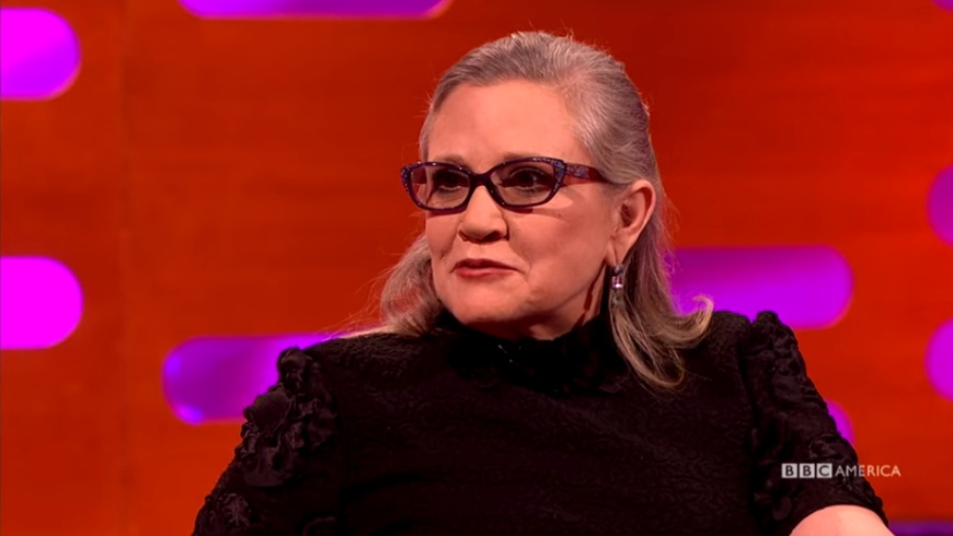 Carrie Fisher (1956-2016)