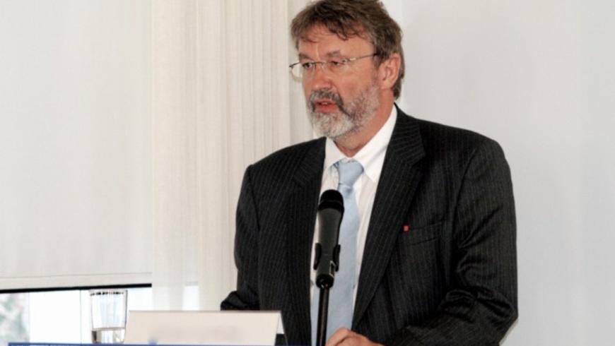 Dieter Deiseroth (* 1950) im Mai 2010