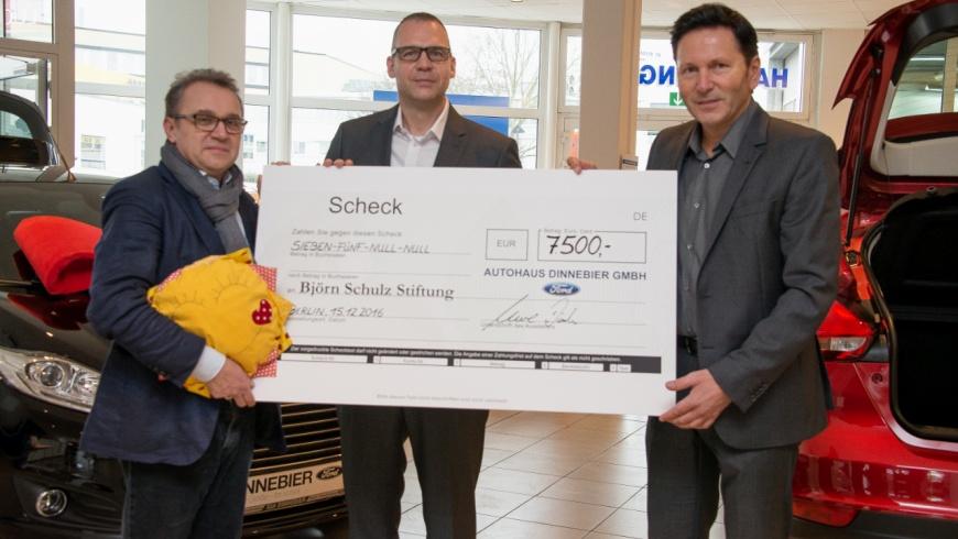 Autohaus Dinnebier: Sponsoring-Erfolg