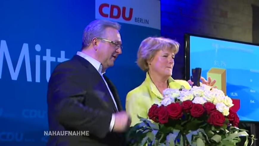 Wahl von Dr. Monika Grütters