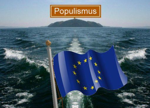 Die Welle des Populismus und der Yachtclub Europa