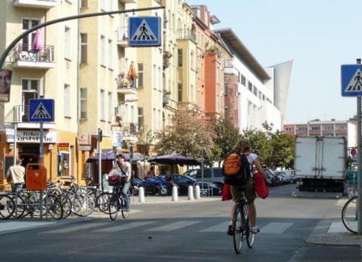 Gleimstraße soll Fahrradstraße werden