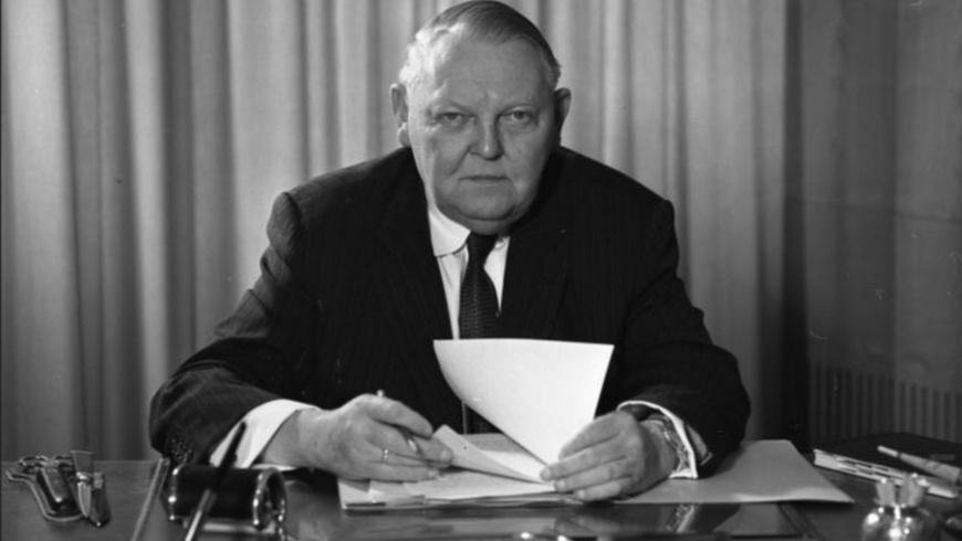 Ludwig Erhard 1963