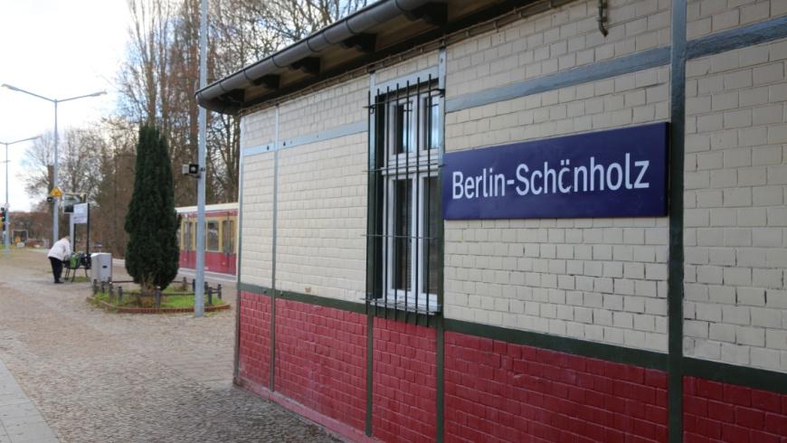 S-Bhf. Sschönholz
