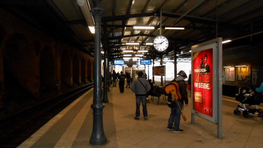 S-Bahnhof Schönhauser Allee