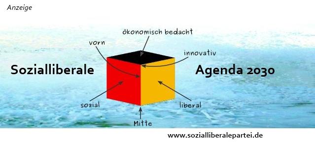 Sozialliberale Agenda 2030