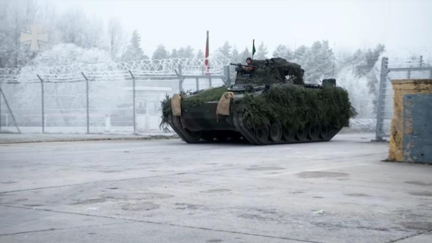 Bundeswehr: Schützenpanzer Marder