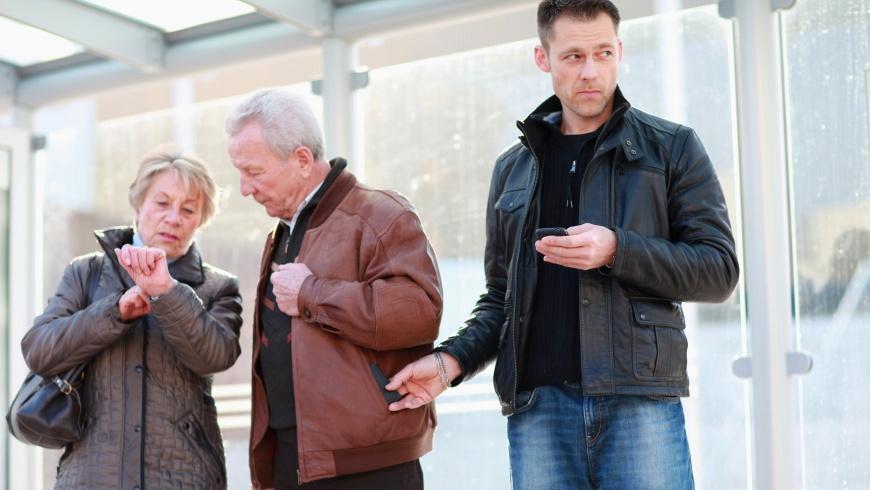 Polizei warnt vor Trickdieden