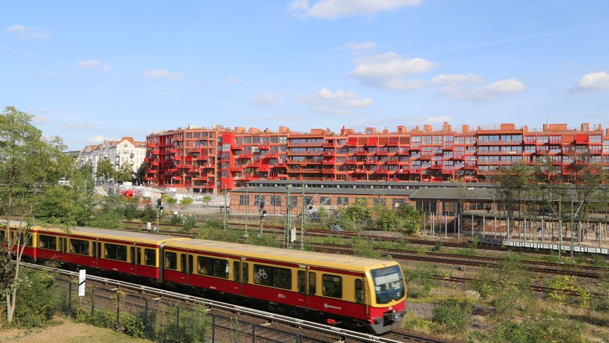 Wohnen am Lokdepot in Kreuzberg