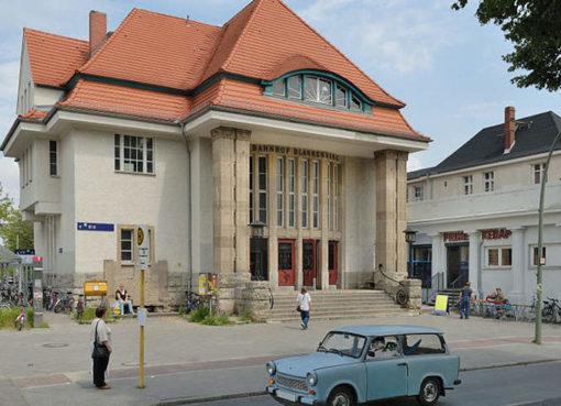 S-Bahnhof Blankenburg, © Jochen Jansen, CC-BY-SA-3.0