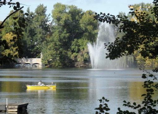 Der Weisse See - Foto: © visitPankow