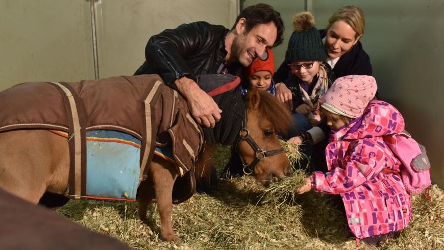 Sonnenhof-Kinder besuchen Apassionata-Show