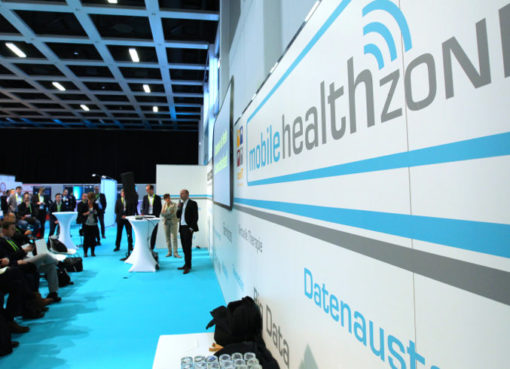 mobile health ZONE - conhIT 2016 - Pressefoto