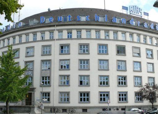 Deutschlandradio Funkhaus Berlin