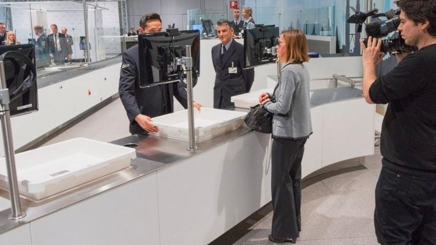 "Easy Security"": Pilotprojekt für die Fluggastkontrolle"