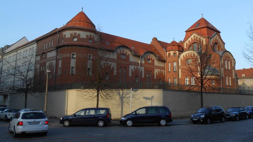 Frauenhaftanstalt Pankow