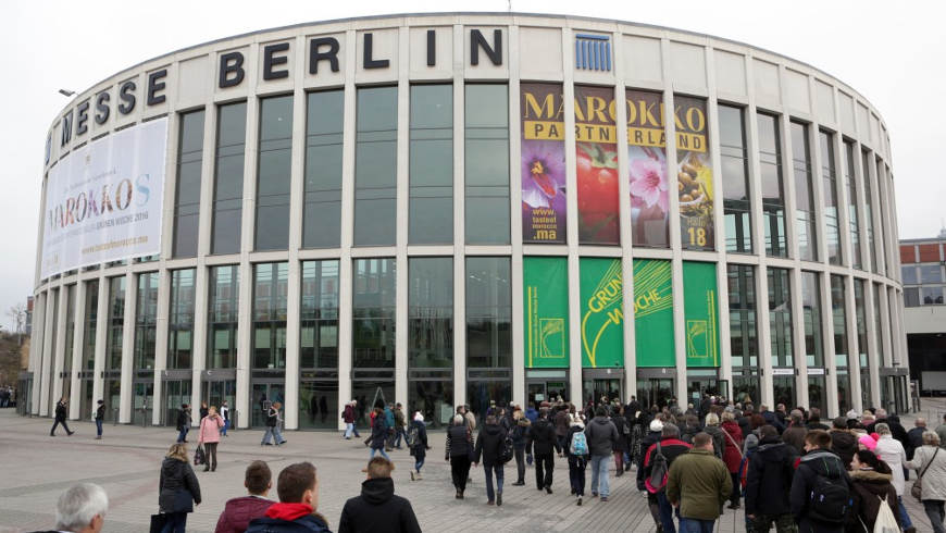 Grüne Woche 2017 - Foto: © Messe Berlin
