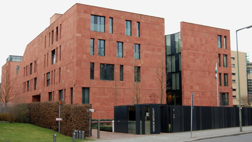 Botschaft der Republik Indien in Berlin