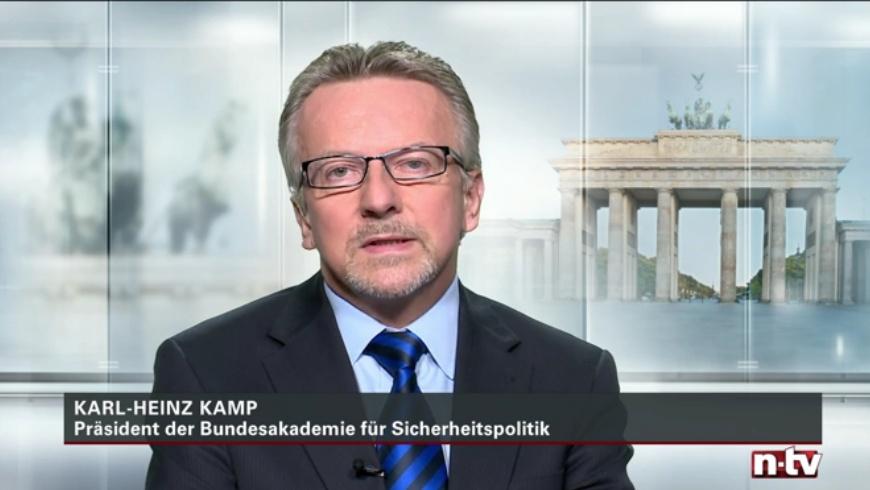 Karl-Heinz Kamp BAKS