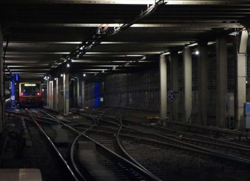 Nord-Südtunnel S-Bahn Berlin