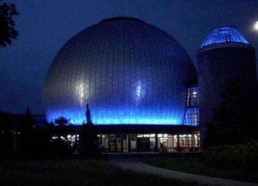 Zeiss Großplanetarium - Foto: © visitPankow