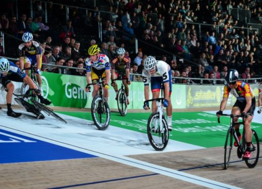 Six Days Berlin im Velodrom 2017
