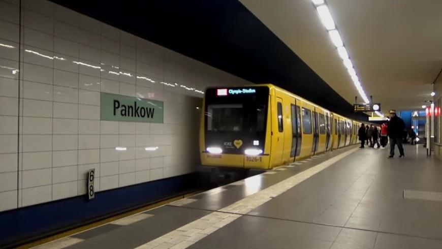 U-Bahnhof Pankow