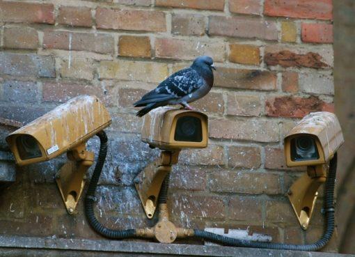 Videoüberwachung in London