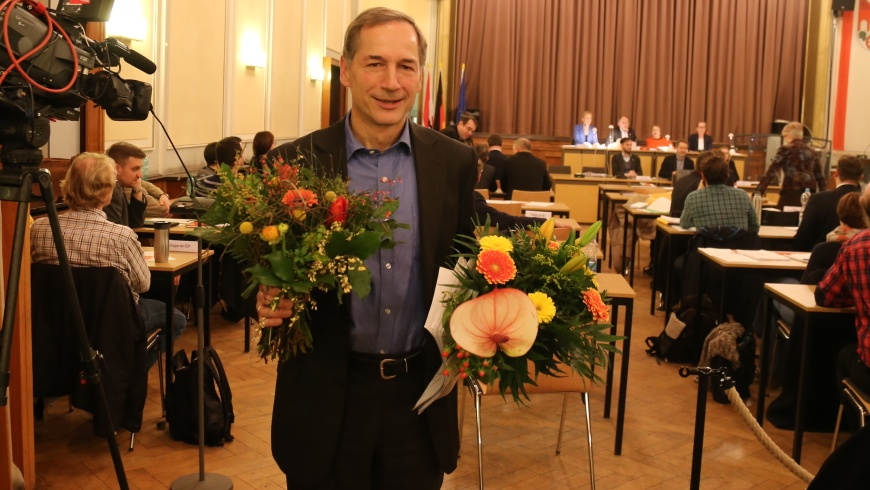 Vollrad Kuhn (Bündnis 90/Grüne)