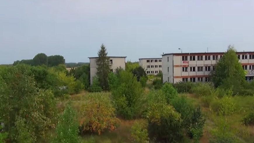 Ehem. Volksolizei-Kaserne Blankenburg