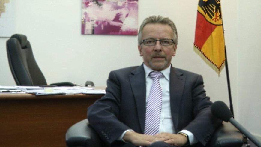 BAKS-Präsident Dr. Karl-Heinz Kamp