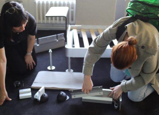 """IKEA offene Plattform """"DELAKTIG"""""""