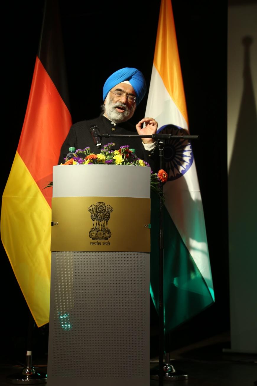 Indian Republic Day 26.1.2017 in Berlin