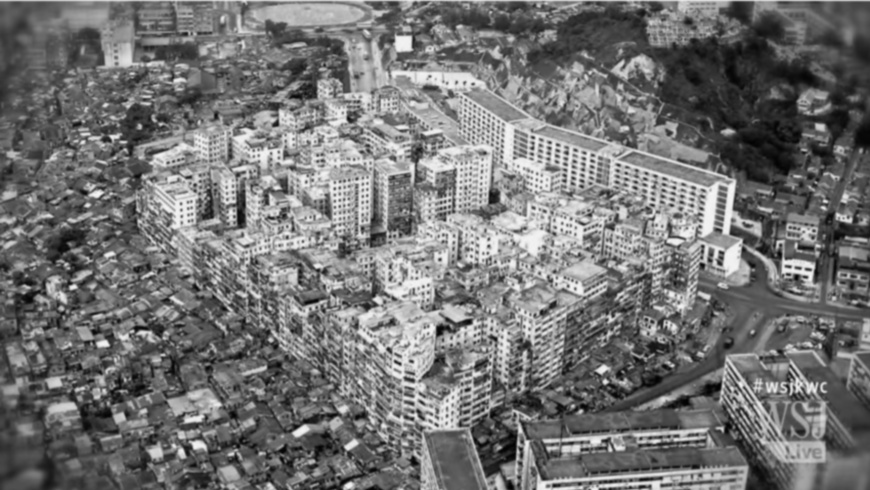 Kowloon Wallet City in Honkong