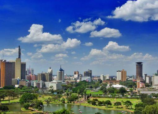 Nairobi - Hauptstadt Kenias